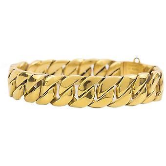 Kilo Cuban Link - Medium Size Range | Luxury Collar