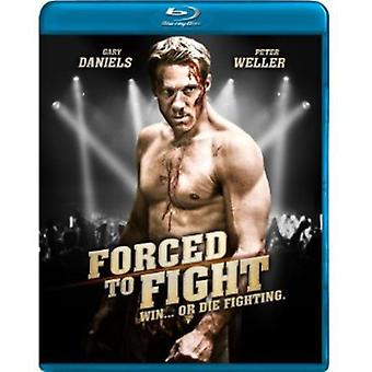 Forced to Fight [BLU-RAY] USA import