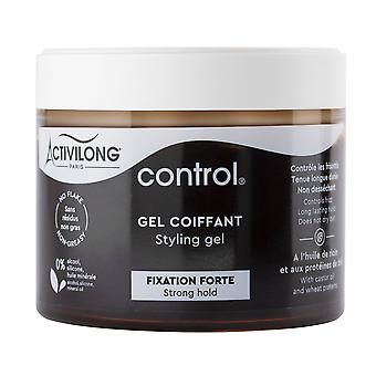Activilong Control Strong Hold Styling Gel 300 ml - 10.15 fl.oz.