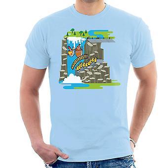 Woody Woodpecker Niagara Fools Men's Camiseta
