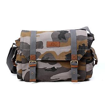 Renegade Camo Messenger Bag