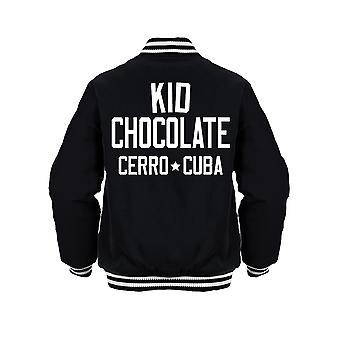 Kid Chocolate Boxing Legend Jacket