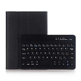 Bluetooth Wireless Keyboard Case For Ipad10.2  Smart Devices Pu Leather Full