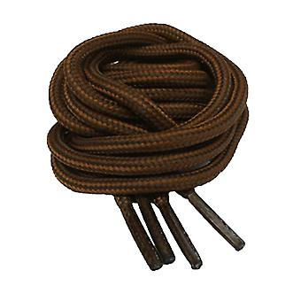 Brown & Black Hiking or Work Boot Laces