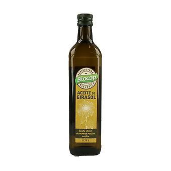 Organic Sunflower Oil 750 ml of oil