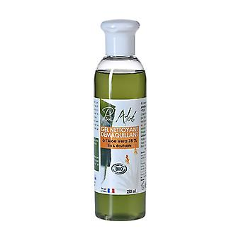 Organic Puraloé cleansing and make-up gel 250 ml