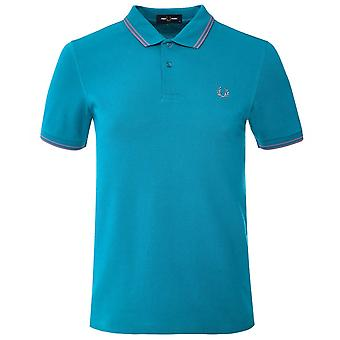 Fred Perry Polo doble con punta M3600 M65