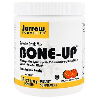 ג'רו נוסחאות BoneUp אבקת משקה לערבב כתום 396g