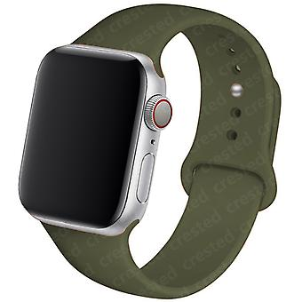 Silicone Strap For Apple Watch Band ( Set 3)