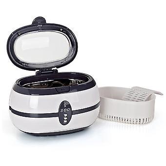 Ultraschallreiniger, tragbare Reine VGT-800 Ultraschall-Reinigungsmaschine für die Reinigung von Brillen, Schmuck, Zahnersatz