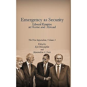 Emergency as Security by Maximilian Forte - 9780986802133 Book