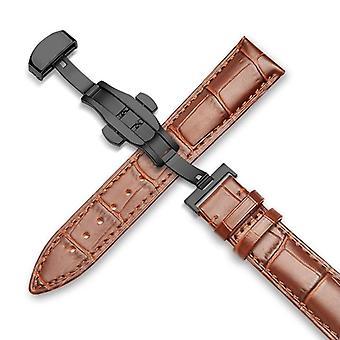 Genuine Leather Watch Band ( Set 3)