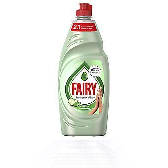 Fairy Fairy Aloe Derma Protect Lavavajillas Concentrado 500 Ml Unisex