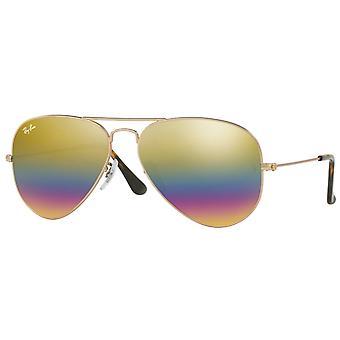 Slnečné okuliare Ray-Ban Aviator RB3025-9020C4-62