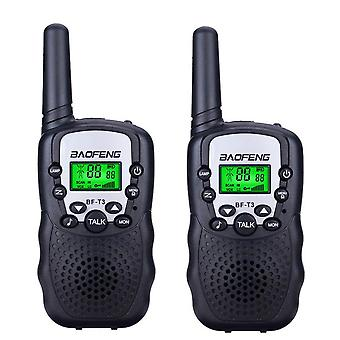 Lapset Handheld T3 Mini Langaton Kaksi tapa Radio Lasten Lelu Woki Toki