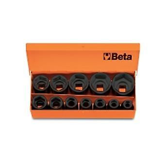 Beta 007200912 720 /C12 12 douilles 1/2 Drive