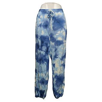 All Worthy Hunter McGrady Women's Pants Regular Jogger Blue A387048