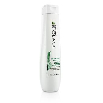 (すべての髪のタイプ) のためのマトリックス Biolage Scalpsync コンディショナー 400 ml/13.5 oz