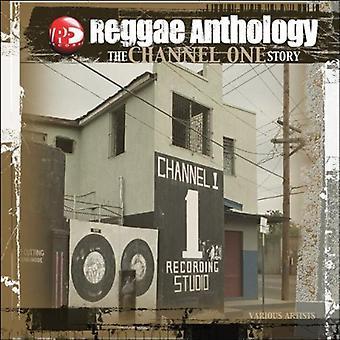 Reggae Antholoy-Channel One - Reggae Antholoy-Channel One [CD] USA import