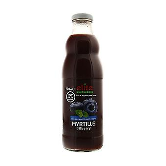 ORGANIC Blueberry Juice 700 ml (Blueberries)