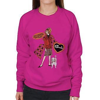 Sindy Wonderful Fashionable Fun Women's Sweatshirt