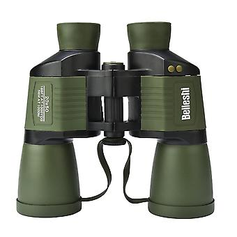 Dalekohled 20X50 osvětlený venkovní pozorování ptáků putující po lovu lovců