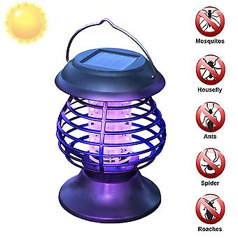 Bug Zapper For Outdoor And Indoor, Electronic Mosquito Zapper For Home, Garden