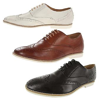 Steve Madden Hombre Bolten Wing Tip Oxford Zapato