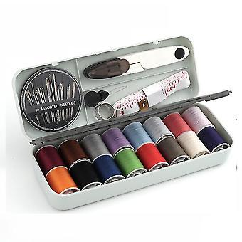 Uusi käsi ompelu kirjonta työkalut ompelu kit kotitalous kannettava neula ompelusarja ES9849