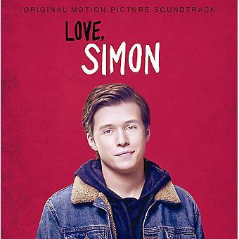 Kærlighed, Simon Soundtrack OST CD
