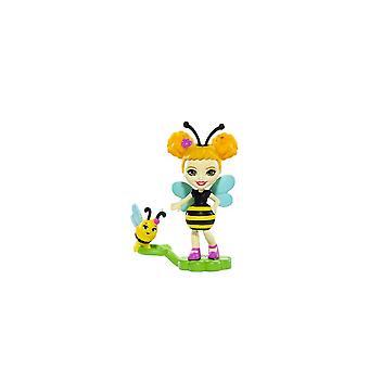 Enchantimals Petal Park Beetrice Bee & Pollen Figures
