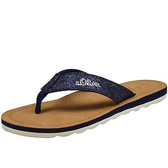 S. Oliver 52710732 chaussures universelles pour femmes d'été