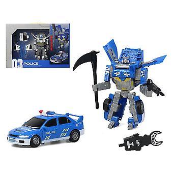Transformers Police (38 x 26 cm)