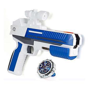 Gun Spinner Mad Meteoroid Bizak Blue / White