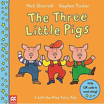 The Three Little Pigs by Stephen Tucker