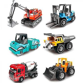 Construction Trucks For 3 Year Old Boys Pack Of 6