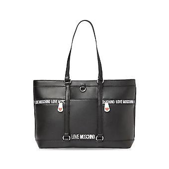 Love Moschino - Bags - Shopper - JC4148PP1DLD0-000 - Mulheres - Schwartz
