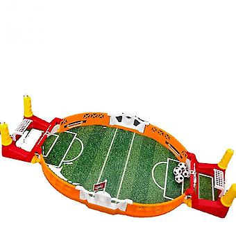 B mini football tabletop arcade game table soccer playset interactive toy for chilidren lc602
