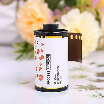 35 mm-es színes nyomtatási film 135 formátumú kamera