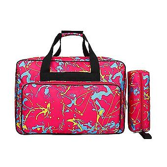 Multifunctional Sewing Machine Bag And Sewing Accessories Organizer - Portable