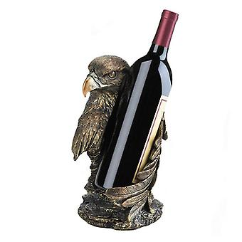 Accent Plus Dramatic Eagle Wine Bottle Holder, Pack of 1
