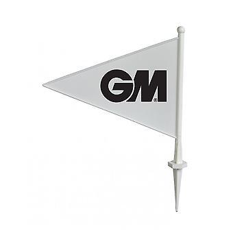 Gunn & Moore GM Cricket Tilbehør Grense flagg Coaching Aid - Sett med 30