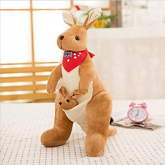 65cm Australia National Treasure Plush Body Pillow For Children And Adults Cute Animal Toys Stuffed Doll Christmas Gift For Kids