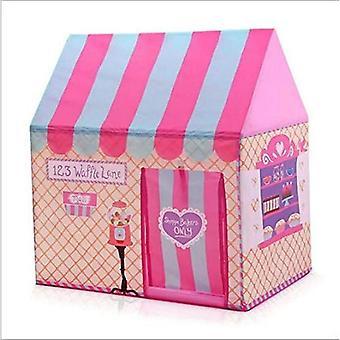 ילדים אוהל מתקפל אוהל ילדים בנות בנים צעצועים ילדים אוהל ילדים חדר ילדים בחוץ