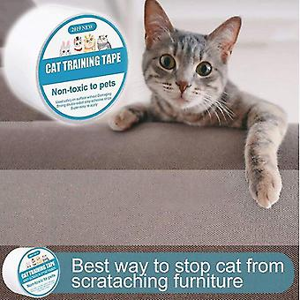 אביזרי ריהוט חתול 10m מגרד חתול נגד גירוד מגן עבור ריהוט ספה שומר טופר מגן
