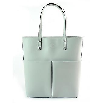Vera Pelle Jasna Shopper Bag Xxl Zarka SB515G2 everyday  women handbags