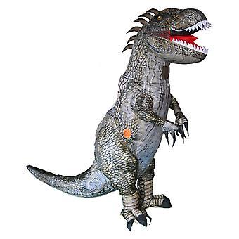 Tyrannosaurus Rex Halloween Cosplay Tyrannosaurus Rex felfújható jelmez dinoszaurusz jelmez