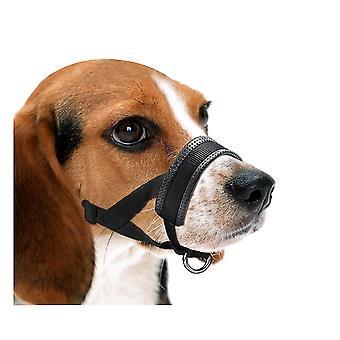 Gentile guardia del muso per cani - previene il morso di masticazione indesiderata