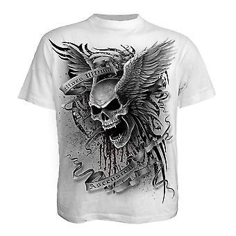 Ascension de la spirale T-Shirt blanc
