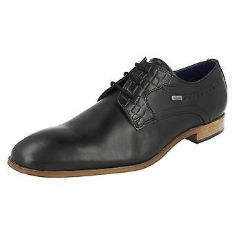 Mens Bugatti formele schoenen 311-25202 wordt weergegeven